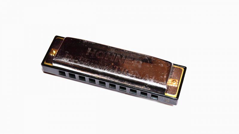 L'instrument du bonheur, l'harmonica