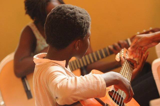 Les bonnes raisons d'apprendre la musique